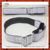 2015 adjustable ribbon dog collar with metal buckle