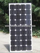 monocrystalline silicon solar panel 150W