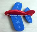 Eva espuma avión de juguete para niños de los niños