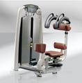 Zj-1016 rotary torso/força equipamento de treinamento/comercial ginásio excersie/máquina de musculação