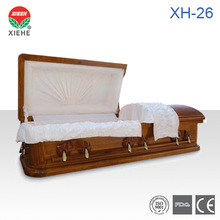Xh-26 China de madera de abeto decoración funeral