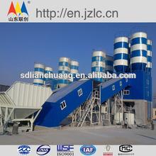 60-180m3/h pupular concrete batching plant supplier