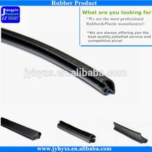 Jiangyin Huayuan supplys various Black Seal Custom EPDM Rubber Gasket
