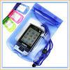 2014 new product vinyl waterproof bag for phone