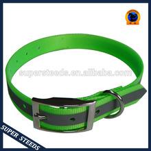 TPU/PVC dog collar for dog training collar