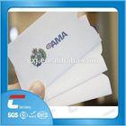 Custom Printed RFID Blocking credit card envelopes / RFID card sleeve