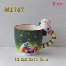 fashion bloom ceramic mug gift