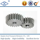 Power Transmission small Spur Gear MSGB1.5- 40standard JIS material SBCM415 overall carburizing m1.5 small spur gears