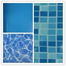 Fashion design swimming pool pvc liners