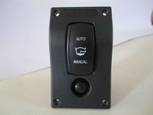 Marine Mixing Switch Panel With Rocker Switch