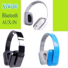 Earmuff Aux-in Multi-point Bass Headphone 2013 Bluetooth Headphone