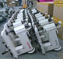 USED GOLDENWHEEL CS530 HANDLE OPERATION EMBROIDERY MACHINE