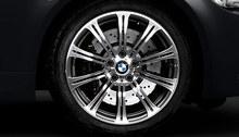 car alloy wheel rim 6.5Jx17
