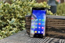 Original Huawei Honor 3C MTK6582 Quad Core Smartphone 5 Inch LTPS 1280 X 720 Android 4.2 Dual SIM 8G ROM GPS Russian Spanish