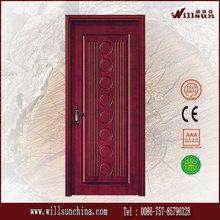 made in china china pvc door indoor wood gates