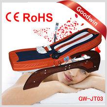 Nuovo stile 2014 ingrosso portatile elettrico terapia termale giada massaggio banco a rulli gw-jt03