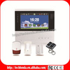 Intelligent Gsm Alarm System home security gps alarm system with Auto dialer