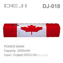 Power bank external backup li ion ,2200mAh,2600mAh,2800mAh,3000mAh power bank charger