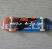 Creative children's toys boys birthday gift Blister card mini finger skateboard Finger Skate Board
