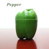 Kitchen Seasoning Box / Plastic Pepper Shape storage box