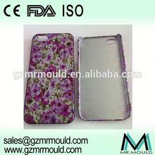 Personized organic glass phone case