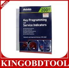2014 wholesales Professional Hot sale Key Programming And Service Indicators Book