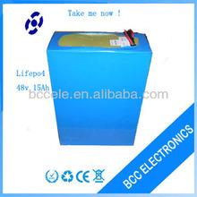 lithium iron phosphate battery 48v electric motorbike battery