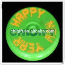 LED Flashing Spinning Top