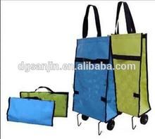 faltbare einkaufstasche mit nachlauf. Black Bedroom Furniture Sets. Home Design Ideas