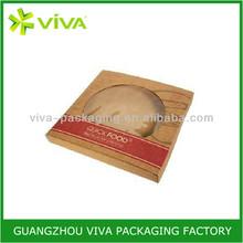 Custom made frozen food packaging box
