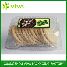 High quality plastic container frozen food packaging
