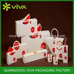 Attractive Cookies box packaging design