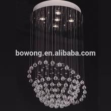 Design hot-sale sliver pendant lamp