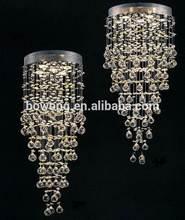 High quality customize modern design fiber optic pendant light
