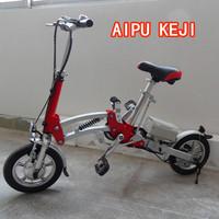 New Style Lithum Folding Electric Bike