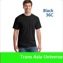 Hot Sell High Quality Plain Round Neck t-shirt