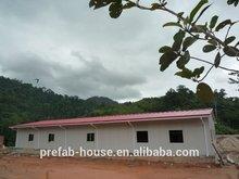 prefabricated accommodation cabin