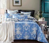 KOSMOS- 100% cotton european style bed sheets made in nantong