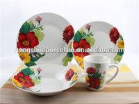made in poland china dinnerware