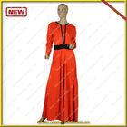 Women's plus size printing red blouse baju !