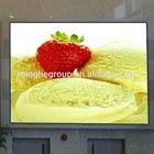 perimeter advertising led display