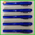 atacado promocional caneta esferográfica de marcas famosas