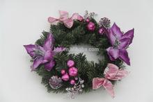 2014 New PVC Christmas Wreath