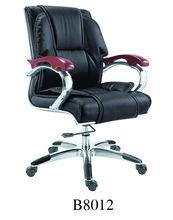 2014 di lusso in legno sedia da ufficio esecutivo--- b8012
