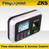 ZKS-T2 Professional Fingerprint Time Attendance&Access Control Equipment
