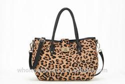 Fashion handbags 2014 tote bag wholesale band leather bag for women