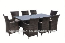 10032 outdoor furniture long oval table