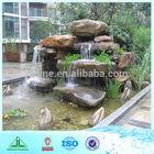 High quality rock garden fountain