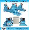 HGZ20 adjustable welding rotator/ Self aligning welding rotator/manufacture of welding rotator table
