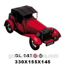 Old Metal Model Car